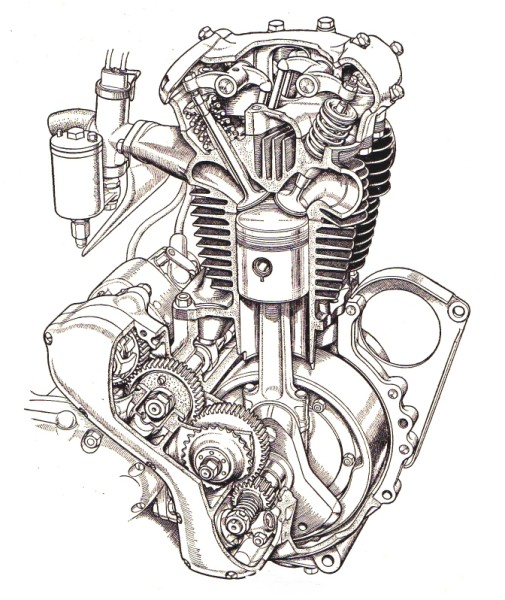 cg chell motorcycles